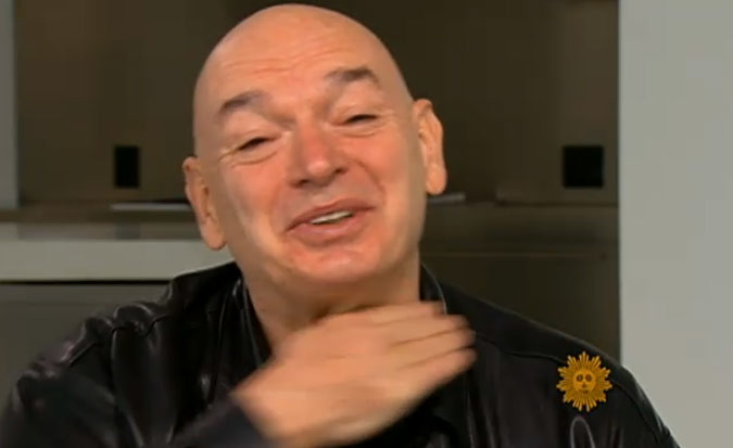 Jean Nouvel (CBS News)