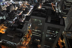 Tokyo Sky View at Shinjuku Center Building (Vaice-A) Tags: japan night japanese asia view