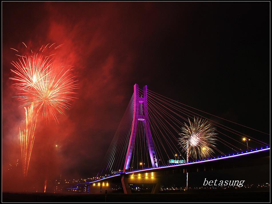下風處又拍不好的新北大橋