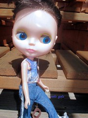 My sweet kenner Gingham---formerly Genna