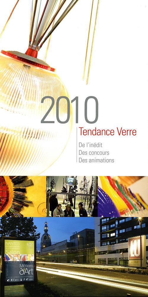 Tendance Verre -  Salon des Métiers d'art de Nantes