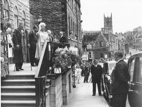 Queen's Visit to Stamford