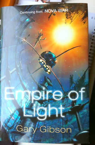 Empire Of Light - Gary Gibson