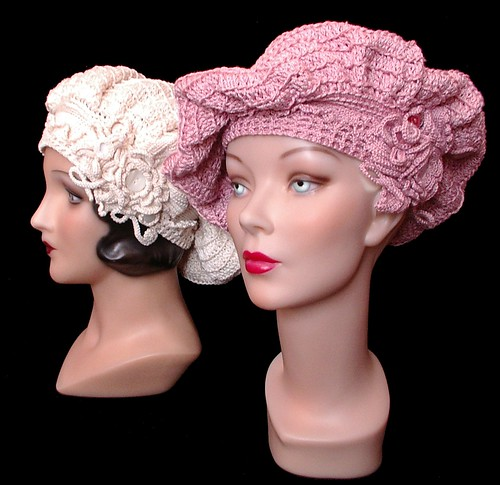 Crochet Slouchy Tam Beret PATTERN ONLY | thecrochetboutique