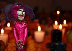 El regreso de la Catrina (Jos Lira) Tags: mxico