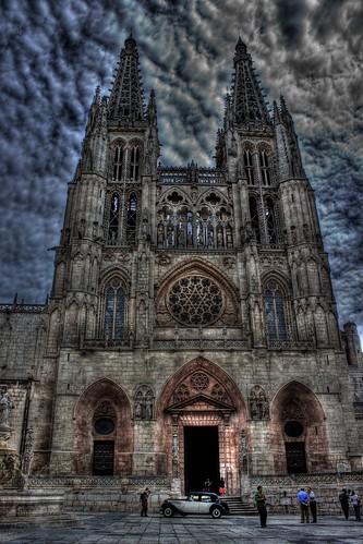 HDR catedral de Burgos