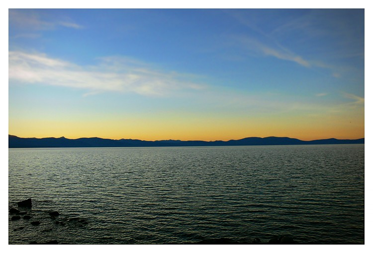 Jessica Jacob Photography - :Lake Tahoe Sunset