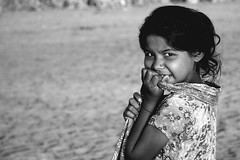 Shy Village Girl (Tipu Kibria~~BUSY~~) Tags: people cute girl face canon eos kid village child expression innocent lifestyle shy bangladesh villagegirl coxsbazar stmartinsisland canonefs1785mmisusm xti 400d platinumheartaward shudhuibanglastmartinsvromon