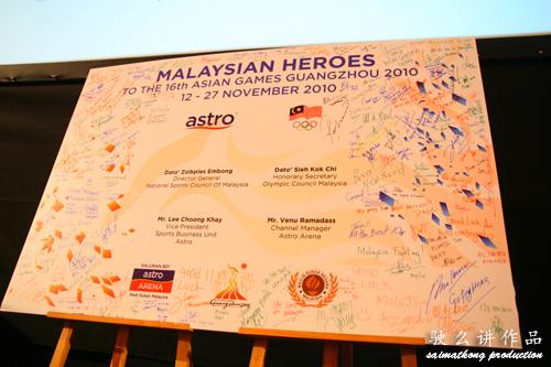 Malaysian Heros