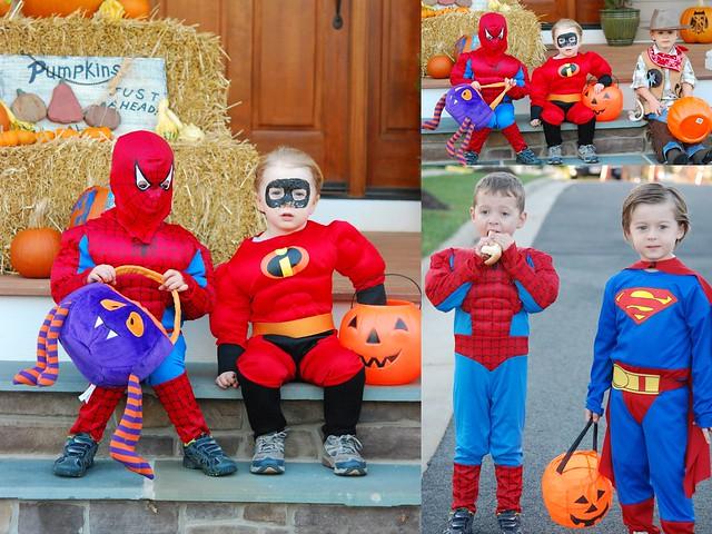 spider costumes