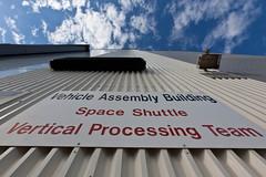 Looking Up NASA VAB