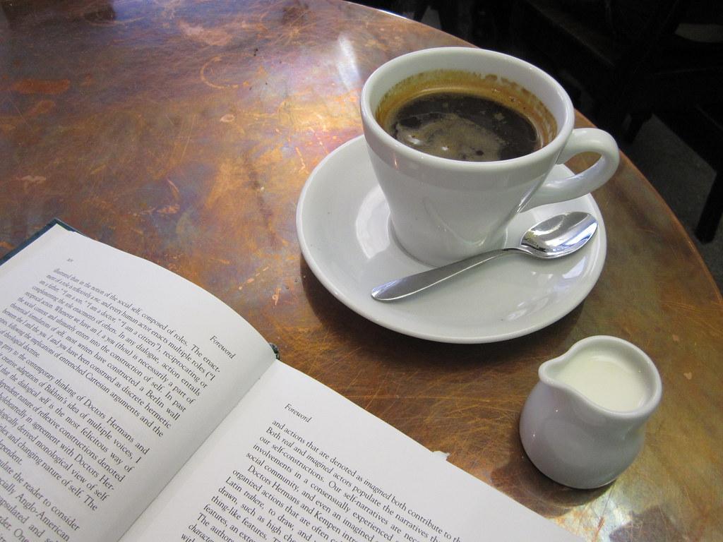 Coffee Nouveau (Day 289)