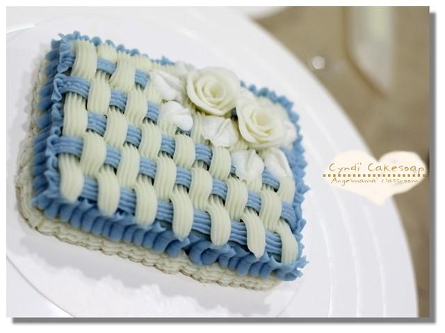 天使媽媽蛋糕皂課程 049