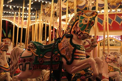 Disney carousel death