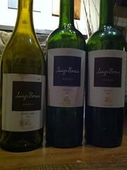 a few from Luigi Bosca...