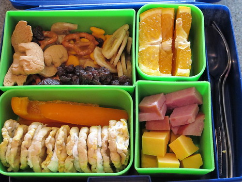 Bento Box Lunch 9-13-10