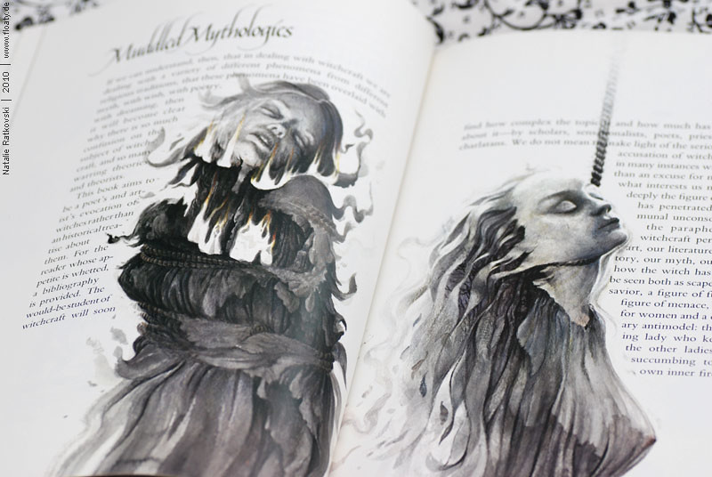 Erica Jong: Witches, illustrated by Joseph A. Smith