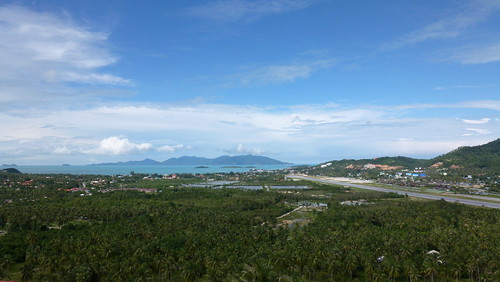 Koh Samui viewpoint @ wat kao hua jook サムイ島ビューポイント カオフゥアジュック寺0
