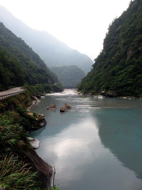 2010.11.09 - Taroko Gorge, Taiwan