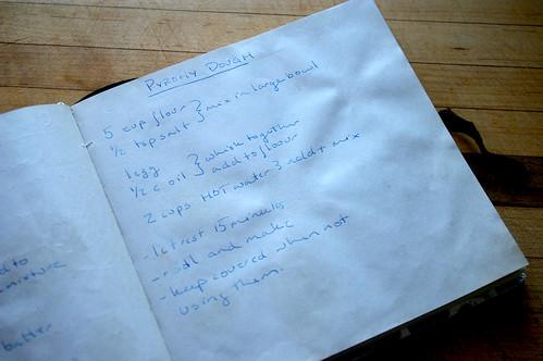 Pyrohy recipe