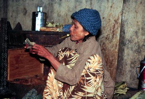 Incontri : ancora una donna birmana