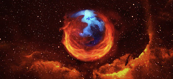 Wallpaper de Firefox