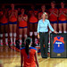 Gator Volleyball  -  Callie Rivers' Last Home Game