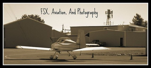 FSX, Aviation, and Photography