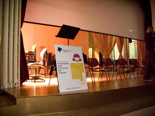 Preparando el II Encuentro GetxoBlog