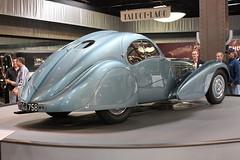 1936 Bugatti Type 57SC Atlantic (dmentd) Tags: 1936 atlantic type bugatti 57sc themullenautomotivemuseum
