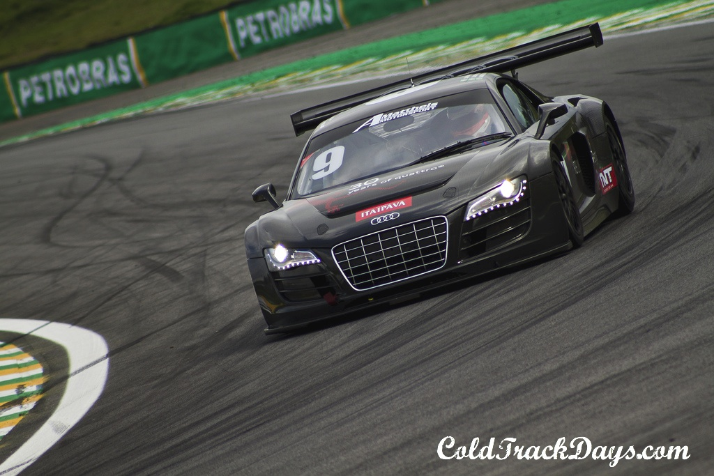 EYE CANDY // AUDI R8 @ 500KM DE INTERLAGOS