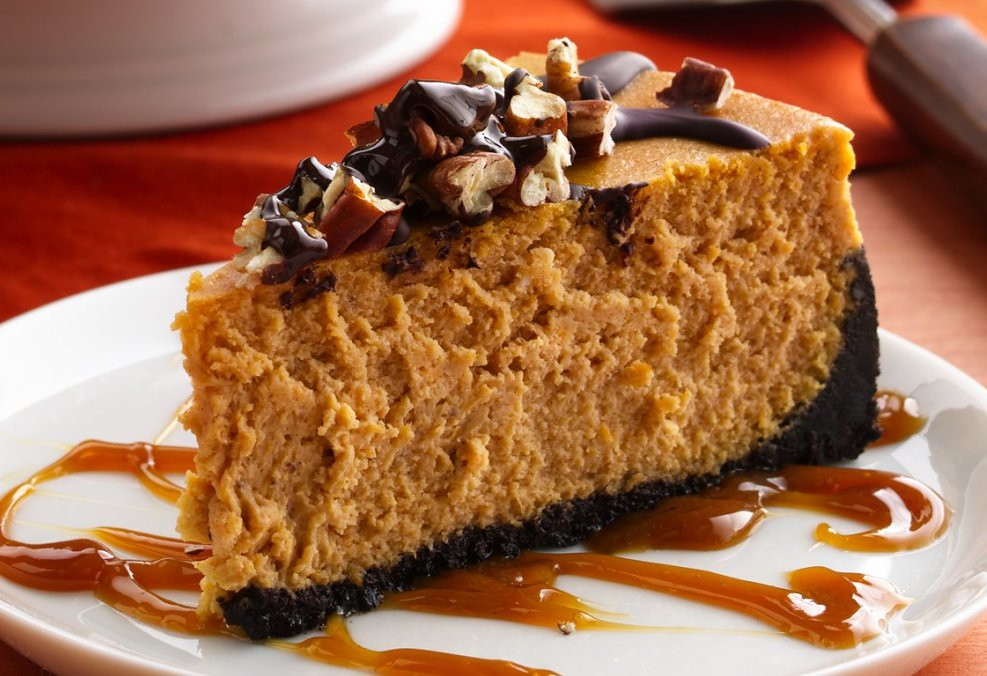 Turtle Pumpkin Cheesecake Recipe