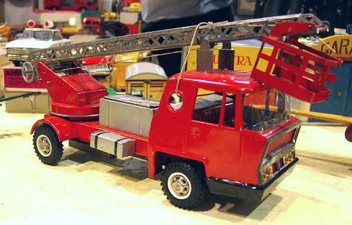 Joustra Bernard pompieri
