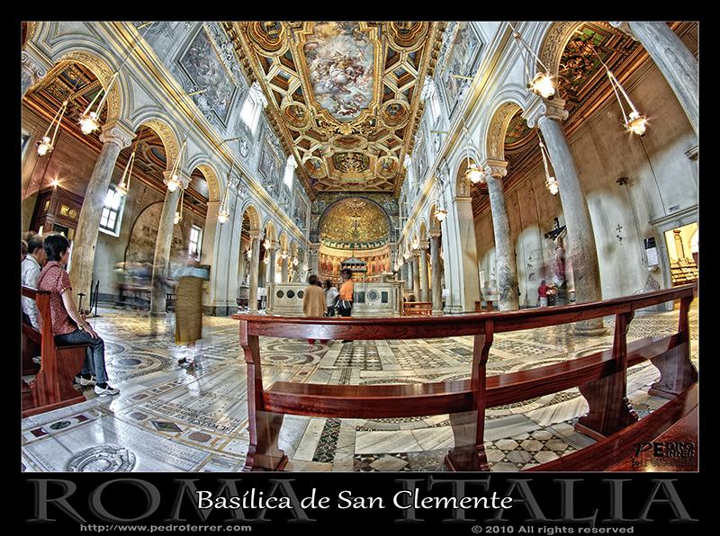 Roma - Basílica de San Clemente