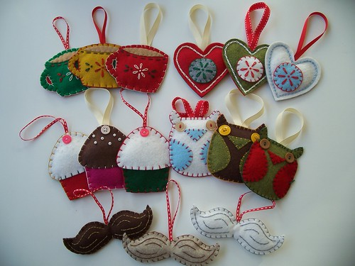 Holiday Ornaments!