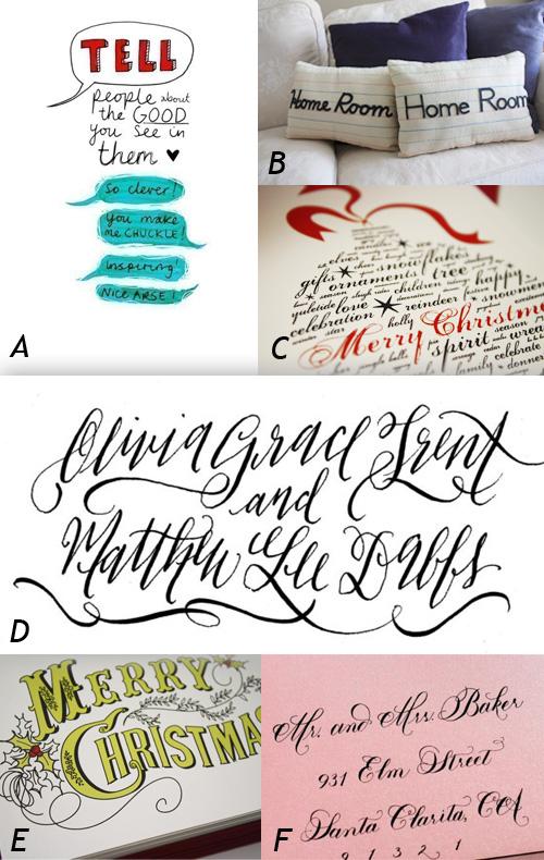 calligraphychristmas
