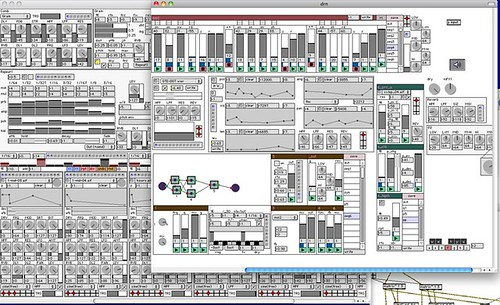 忘年会:Shuto-Max/MSP patch
