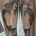 Tatuagem Hentai Samurai Tattoo