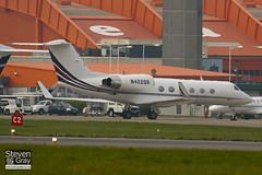N422QS - 1322 - Netjets - Gulfstream IV SP - Luton - 101101 - Steven Gray - IMG_4282