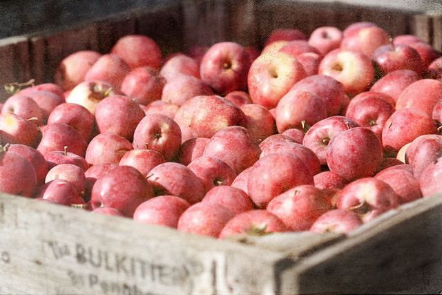 Apples Texture