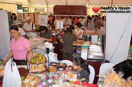 mercato crowd