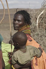 turkana (mortarino.roberto) Tags: africa wedding kenya matrimonio turkana turkanalake loyangalani tribewoman lagoturkana mortarino robertomortarino mortarinoroberto