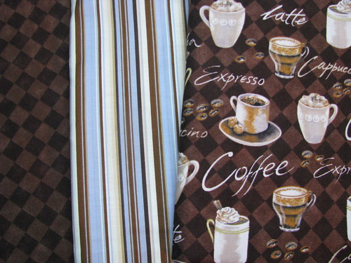 Coffee Gals Fabric
