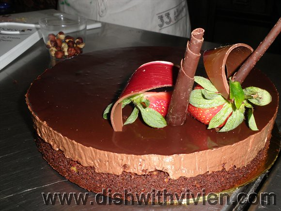 Pastry-Pro-Baking-Class7-brownie-mousse-cake