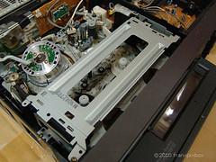 broken VTR