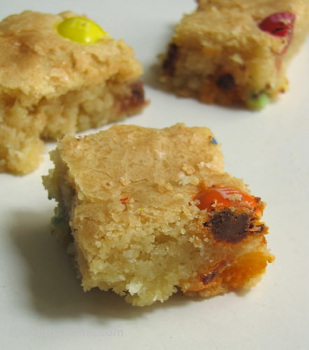 Brown Butter Blondies Recipe