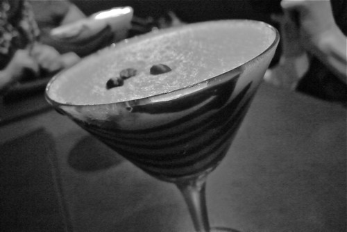 Nanaimo Bar Martini