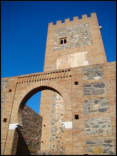 Alcazaba de Vélez-Málaga