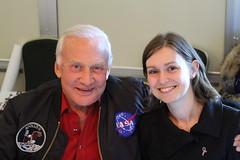 @SpaceKate and @TheRealBuzz