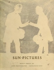 No. 9, William Henry Fox Talbot: Friends and Relations, 1999 (The Patrick Montgomery Collection) Tags: catalog dealer